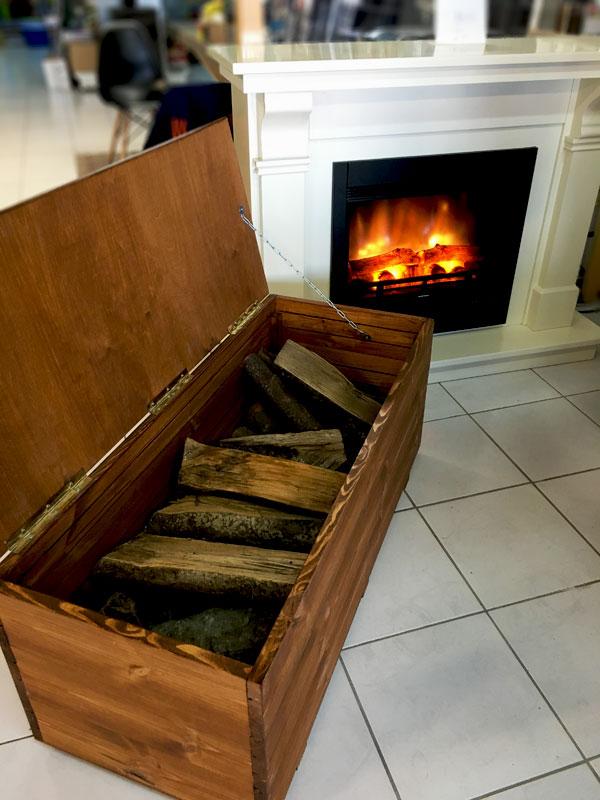 μπαουλο ξυλων ξυλινο