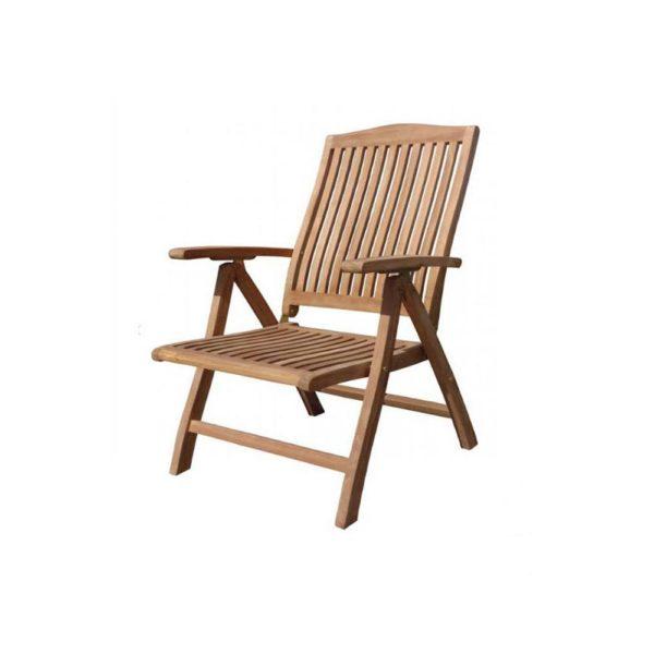 5pos chair teak