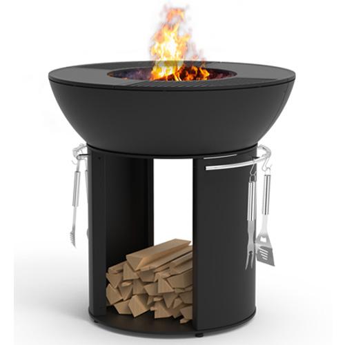 Hergom-cast-iron-firepit-high-stand