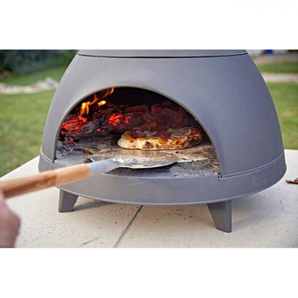 Invicta-Lo-Cigalou-Wood-Pizza-Oven-Embers